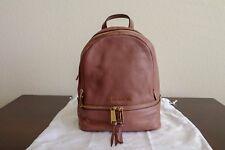 Michael Kors Rhea Zip Small Backpack - NWT