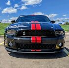 2011 Ford Mustang SHELBY GT500 2011 Ford Mustang Coupe Black RWD Manual SHELBY GT500