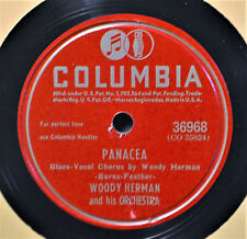 Woody Herman Panacea You've Got Me Crying Again 78 VG++ Dance Big Band Pop Vocal