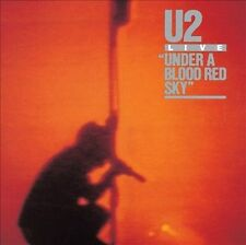 Under a Blood Red Sky [Deluxe Edition] by U2 (CD, Sep-2008, 2 Discs)