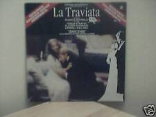 La Traviata-1982-James Levine-Italy Movie Soundtrack-Record  LP
