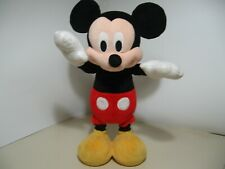 "16"" plush singing/dancing Mickey Mouse Clubhouse doll, good working condition"