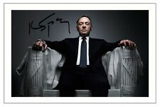KEVIN SPACEY HOUSE OF CARDS SIGNED PHOTO PRINT AUTOGRAPH SEASON 1 2 3 4 5