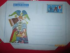 UNUSED AIR [LETTER [ by air mail ] GREAT BRITAN