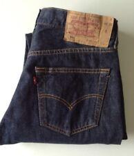 Levi's 501 Jeans Tamaño 31 X 33 Red Tab en muy buen estado Mod ver descripción