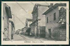 Alessandria Bassignana cartolina QK0641