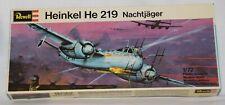 Revell Heinkel Nachtjager HE 219 Model Kit