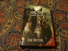 LONE WOLF CASTLE DEATH COLLECTOR'S EDITION JOE DEVER