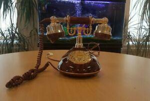 Astral Sloane Classic Vintage Style Retro Old Fashioned Landline Telephone