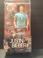 Justin Bieber action figure doll, Justin wearing Street Style Collection. 2010.