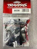 Traxxas TRX-4 K5 Blazer LED Light Set w/ Power Supply 8038 New!!
