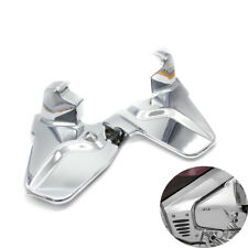 Chrome Motorcycle Engine Frame Covers For Honda Goldwing GL1800 2012-2015