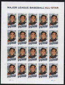 2021 Yogi Berra  Stamp Sheet, 20 Stamps MNH