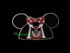 MINNIE MOUSE Mickey Mouse Club Ears HAT Disney 2010 Pin