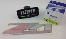 2007-2013 CHEVROLET  SILVERADO / GMC SIERRA Z71  DECAL BEDSIDE BOX  OEM
