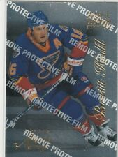 BRETT HULL 1996-97 SELECT CERTIFIED ARTIST'S PROOF #19 (/500) RARE