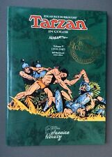 HOGARTH. Tarzan in color. Volume 9. 1939-1940. Signé / Numeroté. Ed limité.