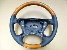 1 Mercedes  SL holz holzlenkrad w230 r 230 seering wheel AMG wood a 2304600703