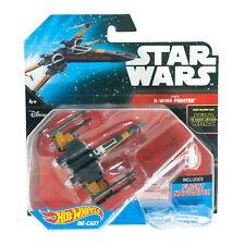 Hot Wheels Star Wars Starship - Poe's X-Wing Fighter Die-Cast