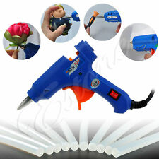 20W Electric SD-E Hot Stick Heater Trigger EU Plug Melt Glue Gun Repair Tool