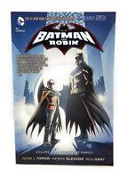 Batman and Robin TPB (DC Comics The New 52) #3-1ST 2014 VF Stock Image
