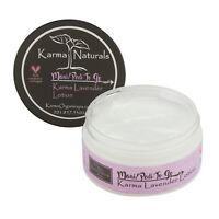 Lavender Body Lotion Stress Relief, Mosquito Repellent Moisturizer for Dry Skin.