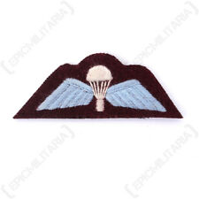 Junior Para Wings - Repro Patch Badge Paratrooper Army Uniform Insignia New