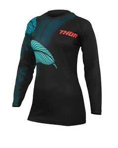 Thor MX Women's Sector Urth Jersey Motocross ATV/UTV Offroad Riding Gear Shirt