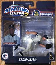 Starting Lineup 2 Derek Jeter New York Yankees