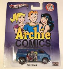 2014 Hot Wheels Archie Super Van