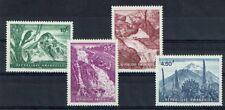 RWANDA 179 à 182 ** MNH 1966 PAYSAGES DIVERS