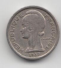 France Republic Francaise 1937 public telephone jeton token PTT copper nickel 35
