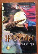 DUTCH Harry Potter En De Steen Der Wijzen