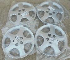 "15"" 2005 06 07 08 Toyota Corolla 5 Spoke Hubcaps Wheel Covers 42621AB100"
