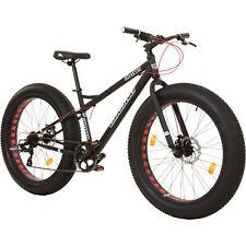 """26"""" Coyote Fatman Fat Bike FAT TYRE 26"""" 4.0"""" Mountainbike SHIMANO schwarz B-WARE"""