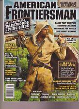 AMERICAN FRONTIERSMAN Magazine #191 2015.