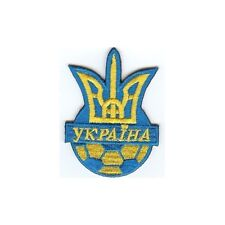 UKRAINE FOOTBALL/SOCCER PATCH IRON ON OR SEW ON EURO CUP 2016