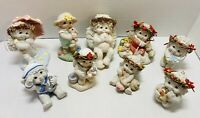 Dreamsicles - Lot of 9 Figures! - Kristin's Cherubs Collectibles Vintage Angels