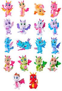 Simba Toys Safiras Drachen Serie 2 Funkelstein Sammelfiguren Draki Tara Xenia