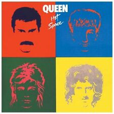 QUEEN HOT SPACE REMASTERED CD NEW