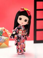Petworks Odeco-Chan and Nikki TenTen Temari Odeco-Chan in Kimono Girl Only