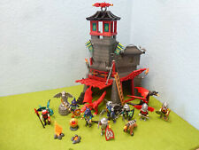 5480 Asia Dragon Castle Strong Knight Figurines Playmobil 883