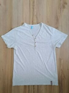 Iriedaily T-Shirt Herren L weiß