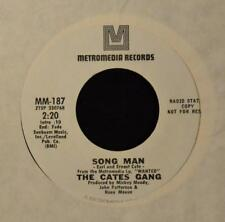 The Cates Gang Metromedia 187 DJ Song Man and We All Got  To Help Each Other