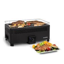 Barbecue Carbonella Griglia Piastra Batterie Accensione Elettrica Carne Giardino