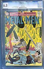 Metal Men #1 CGC 6.5 WP