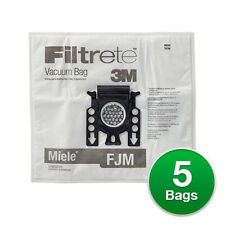 Filtrete Vacuum Bag for Miele Type Fjm / 41996502D (Single Pack)