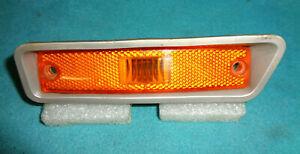 1972-80 DODGE PICKUP TRUCK RAMCHARGER, TRAIL DUSTER FRONT LEFT SIDE MARKER LIGHT