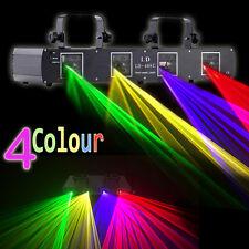 Maître/Esclave DJ Disco Party Show Club Stage Light DMX512 RGPY Laser Lumiere