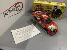 2000 Randy Lajoie Bob Evans Monsters 1/24 Action NASCAR Diecast Autographed